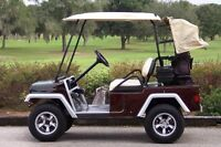 JEEP golf cart / other bodies