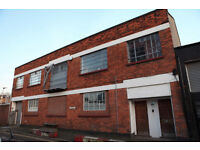 STUDIOS /OFFICE /GALLERY former office/warehouse in SE1. ZONE 1.