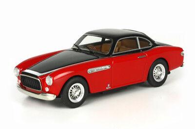 Ferrari 212 Inter Vignale Coupe 1951 Ch0135E Rhd Red Black BBR 1:43 BBR190C