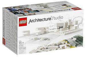 LEGO Set Architecture Studio 21050 New Sealed RetiROT Set LEGO Priority Mail 5e3a42