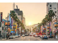Manchester to Los Angeles - TWO tickets - June 14th 27th £399 RETURN w/ London Train Tickets