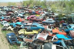 $$$$$ PAYING FOR SCRAP CARS 672-2222