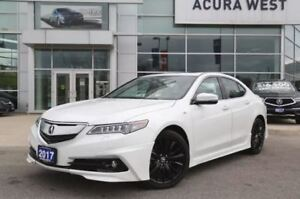 2017 Acura TLX A-Spec Elite Sedan (Acura West)