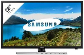 """Samsung UE28J4100 LED HD Ready TV, 28"""" with Freeview HD"""