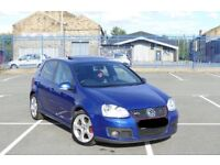 Vw golf gti mk5 2004-2008 BREAKING FOR PARTS all parts avalible blue