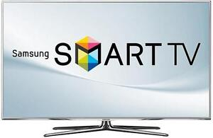 SAMSUNG 65INCH 4K 480HZ SMART CURVED LED TV ------- BOXING WEEK SALE NO TAX