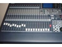Panasonic ramsa wr da7 digital mixer