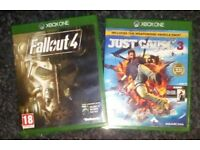 Xbox One Games £15 for both
