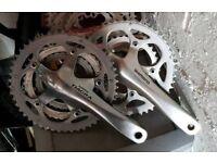 Shimano Road Cranksets / Cranks - Bike Parts