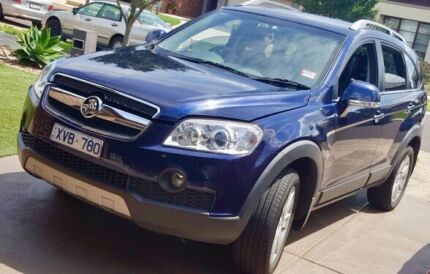 2010 Holden Captiva Automatic Very Low Kms 7 Seater Wagon SUV Point Cook Wyndham Area Preview