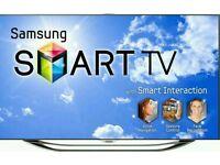 """Samsung 46"""" LED smart 3D wi-fi tv builtin USB media player HD"""