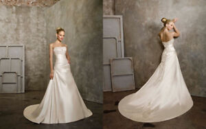 Mori Lee Wedding Dress - New Never Worn or Altered