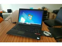 MINT HD LARGE HDMI LAPTOP 250GB HDD 3GB DVD DRIVE WINDOWS 7 ORIGINAL CAN DELIVER