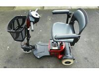 RIO 3 LITE TRANSPORTABLE MOBILITY SCOOTER