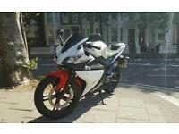 Yamaha yzf R125 2012 low miles