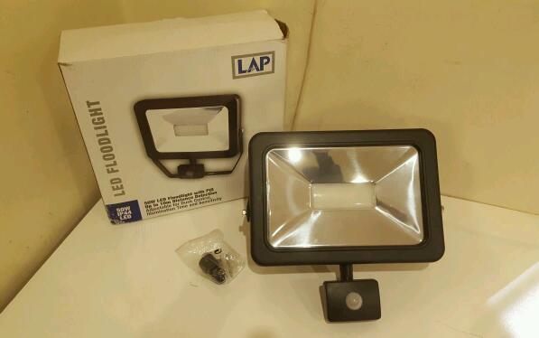 50w LED Floodlight with Sensor