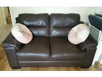 3 + 2 leather sofa set