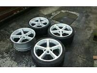 "Genuine AC Snitcher 19"" bmw car alloys"