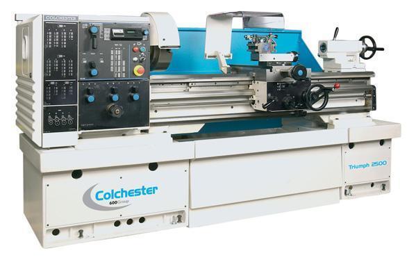 Colchester Lathe