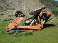 CASH PAID FOR DIGGERS AND MACHINERY! DEAD OR ALIVE!!!