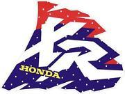 Honda XR 600 Decals