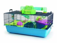 Hamster heaven cage