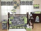 Baby Girl Zebra Bedding