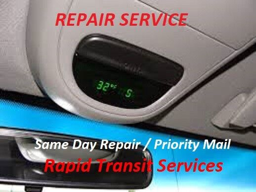 Ford F150 F250 F350 1998-2008 Overhead Console Temp Compass Fuel Display Repair