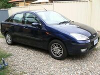 2003 Ford Focus Pricd to sell