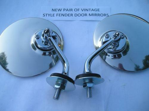Vintage Side Mirror Ebay