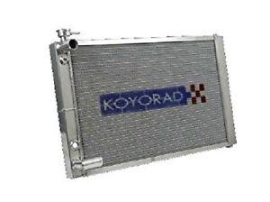 KOYO 36mm RACING RADIATOR FOR ACURA INTEGRA 94-01 W/ K-SWAP