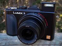 Panasonic Lumix DMC-LX5 (Like New)