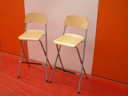 ikea bar stool ebay. Black Bedroom Furniture Sets. Home Design Ideas