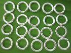 Silver Sterling Silver Jump Jump Rings Rings