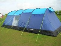Ultracamp Lincoln 10 Berth / Family Camping Tent