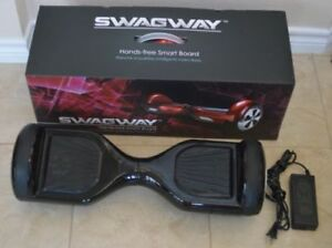 SWAGWAY X1 HOVERBOARD NEW IN BOX
