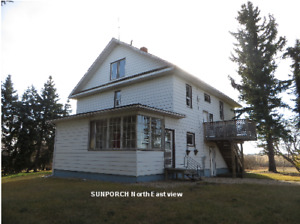 House/Acreage for Sale Lougheed Alberta