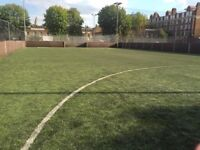 Friendly 5/6-a-side football in Brixton. Casual game available to join every Sunday!