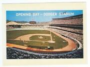 Baseball Stadium Postcard