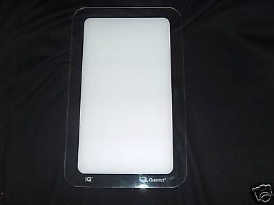 Quartet Tm1107 Iq Board Total Erase Dry Erase Board 11 X 6 34 Inches