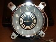 Oldsmobile Clock