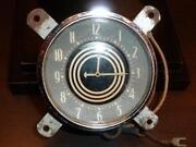 Oldsmobile Clock