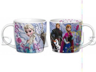 39062 DISNEY Frozen Becher Porzellan Kinderbecher Eiskönigin Elsa Olaf Anna