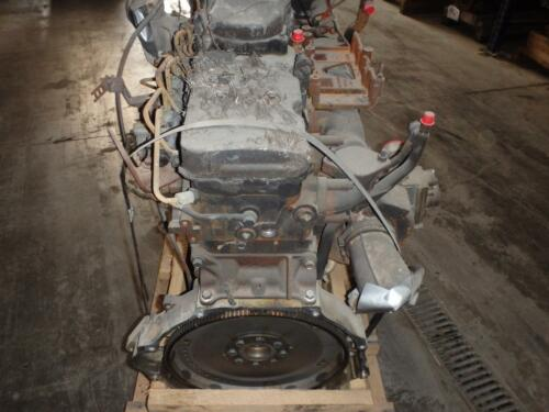 2007 DODGE RAM 2500 3500 4500 6.7L CUMMINS TURBO DIESEL ENGINE