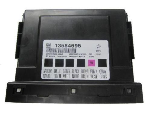 Chevy Bcm Body Control Module