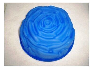 rose silicone ustensiles de cuisson Moule à gâteau anniversaire Plat tarte