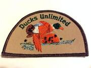 Ducks Unlimited Patch