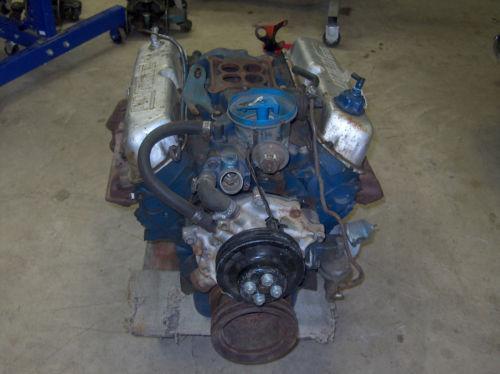 Used Ford 302 Engine Ebay