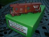 Overland Brass HO Trains