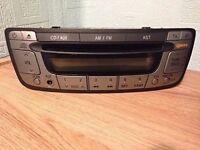 Car radio-Stereo & CD Player Panasonic 86120-0H010 for Peugeot 107/Citroen C1/Toyota Aygo